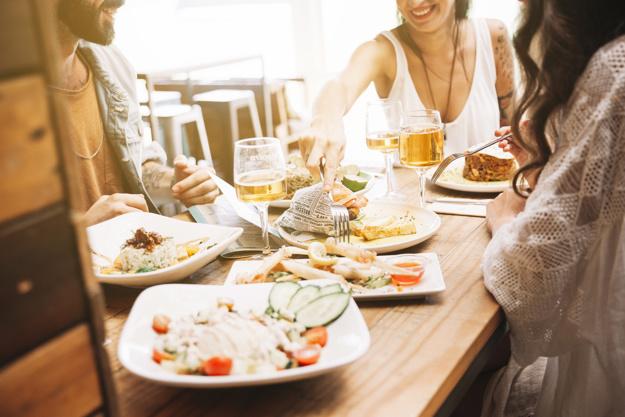 Los restaurantes de Teatinos en verano
