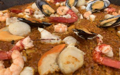 Comer en Málaga cocina de producto